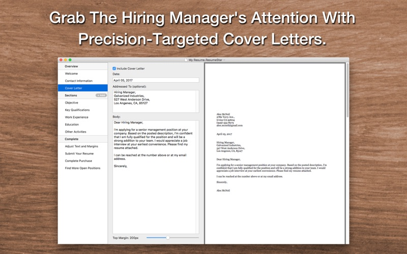 resume star  pro cv templates  u0026 resume designer app