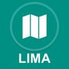 Lima, Peru : Desconectado de navegacion GPS