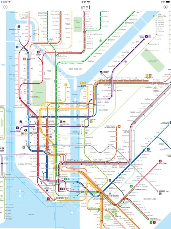 Metro Maps By Jug Cerovic