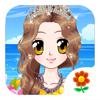 Makeover mermaid Princess - Star Fantasy App