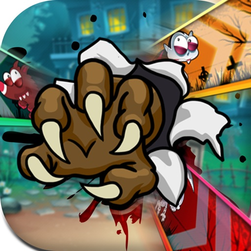 Move The Block Vampire & Werewolf Game by Werayut Jaisue