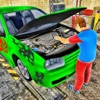 Car Mechanic Auto Workshop 3D