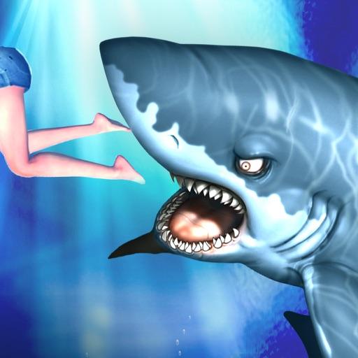 Angry White Shark Pro iOS App