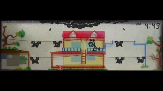 Rain Storm LCD Screenshots