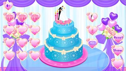 العاب طبخ كعكة الزفاف بالشوكولاتة - العاب بنات فقطلقطة شاشة4