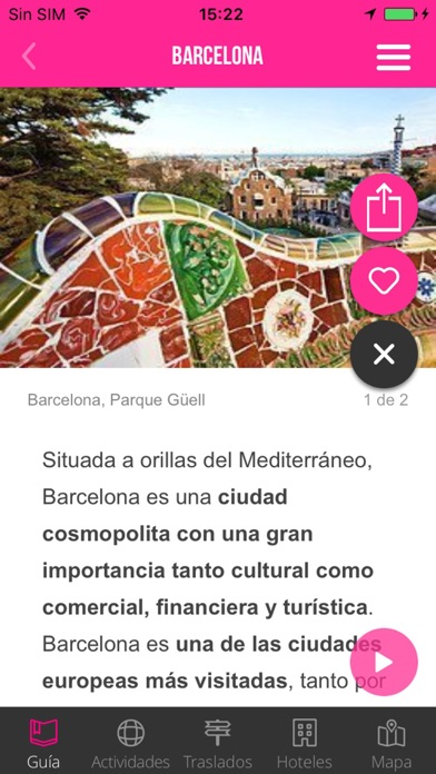 download Guía de Barcelona de Civitatis.com apps 2