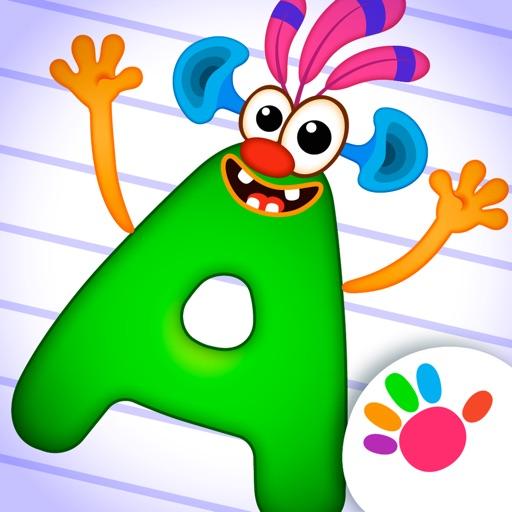 Супер АЗБУКА FULL Детские игры алфавит для малышей