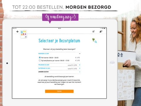 Greetz kaarten en cadeaus screenshot 4