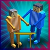 Tug The Table 3D-Wrestle Jump Fighter Physics