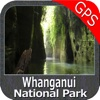 Whanganui National Park GPS charts Navigator