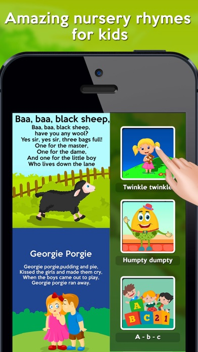 Screenshot #6 for Top Nursery Rhymes For Kids And Toddlers