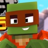 Ninja & Tiny Turtle Skins For Minecraft Pocket PE