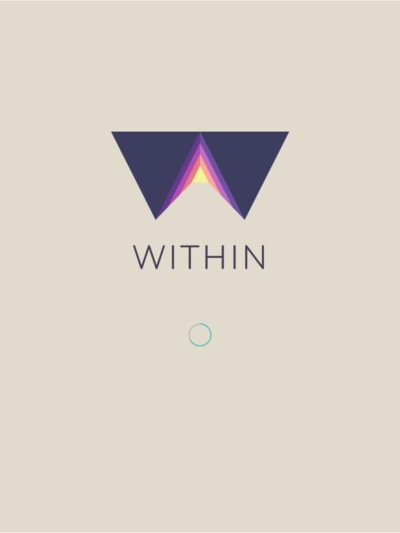 Within - VR (Virtual Reality) Screenshot