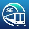 斯德哥爾摩地铁导游