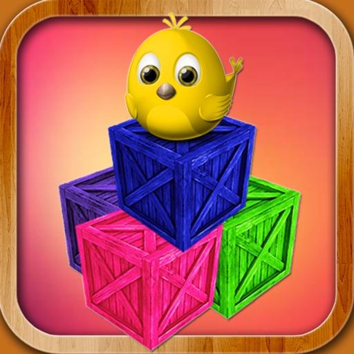 Sokoban Brain Puzzle- Math N Logic Move Box & Bird iOS App