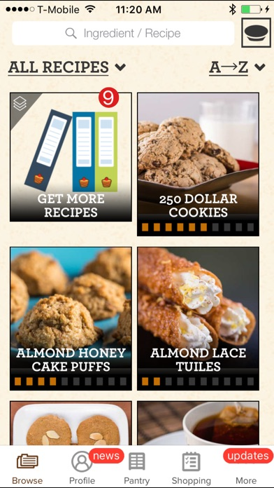 Perfect Bake Interactive Recipe App on the App Store