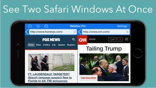 WebDuo Pro Screenshots