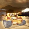 US Army Training: Target Shooting Battle Simulator