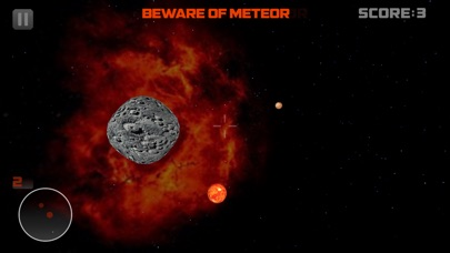 Giant Meteors Screenshots
