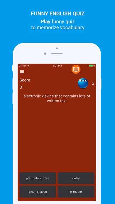 Screenshots of Learn English by Conversation for iPhone