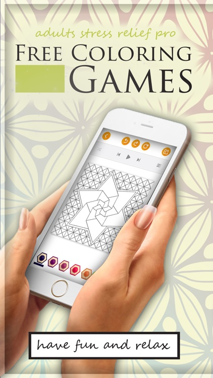 Coloring Games For Adults