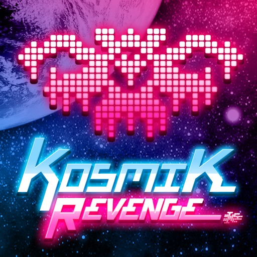 Kosmik Revenge - Retro Arcade Shoot 'Em Up iOS App