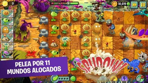 Plants vs. Zombies ™ 2 on the App Store