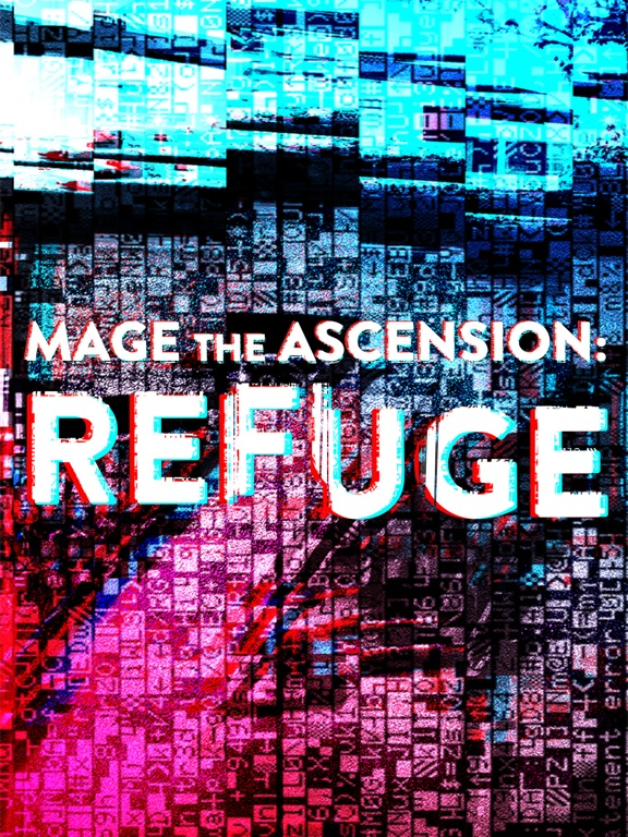 Mage the Ascension: Refuge на iPad