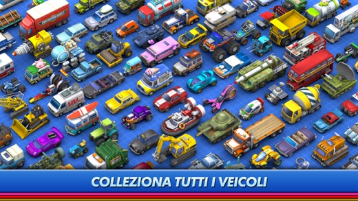 Micro Machines Screenshot