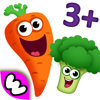 Funny Foods 2! Educational Games for Children Kids Wiki