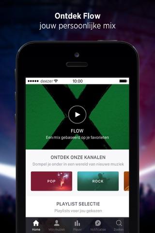 Deezer: Play Music, Radio, MP3 screenshot 2