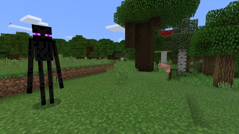 Screenshot #3 for Minecraft: Apple TV Edition