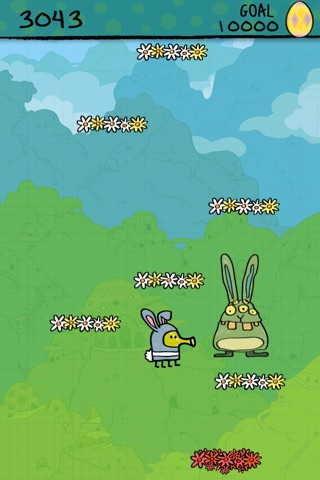 Doodle Jump Easter Special screenshot 4