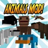 ANIMALS MOD with Shark (jaws) for Minecraft PC