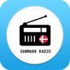 Danmark radiostationer - bedste musik / nyheder