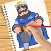 How to Draw: Clash Royale