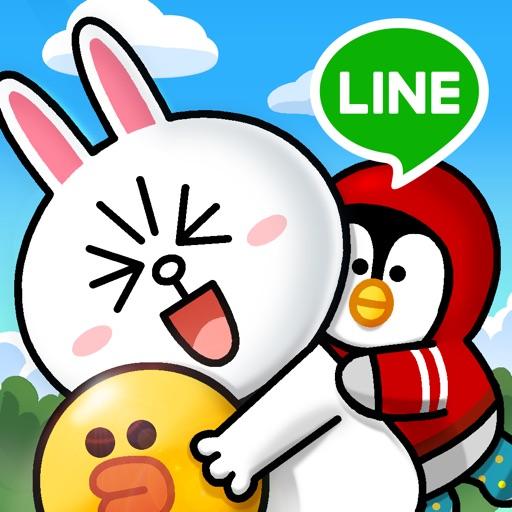 泡泡龙:LINE Bubble!