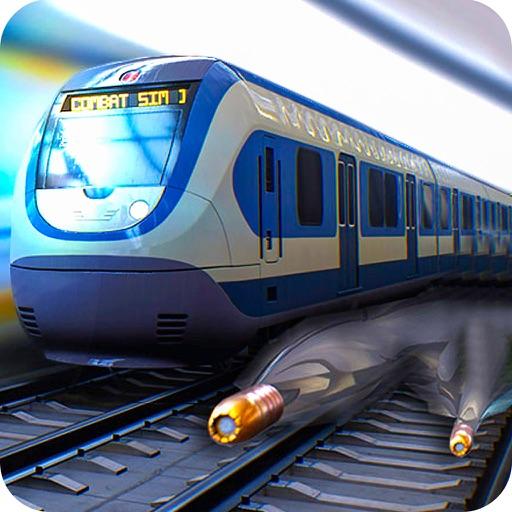 City Real Bullet Train: Extreme Subway Driving