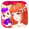 Cute girls ® - Dress up game for kids