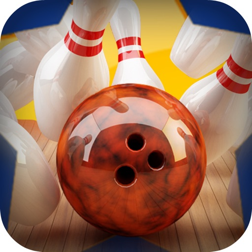 Ultimate Bowling 3D iOS App