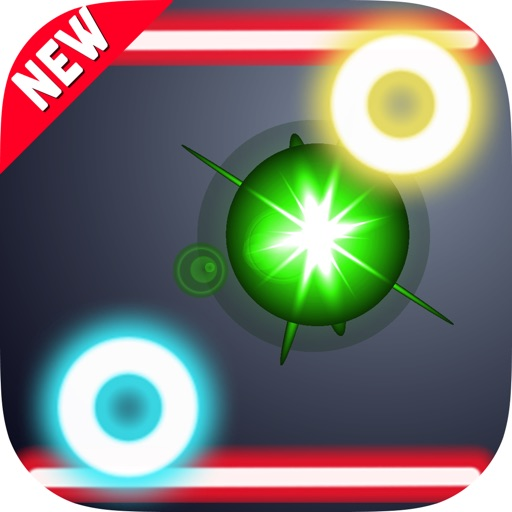 Air Neon Glow Hockey - Duel Light Saber iOS App