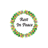 Wreath: R.I.P. stickers by wenpei Wiki
