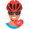 CyclEmoji - Ultimate Bicycle Emojis for Road Bike