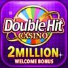 DoubleHit Casino - BEST Vegas jackpot slots App Icon
