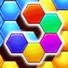 六邊形消除 - 益智拼圖