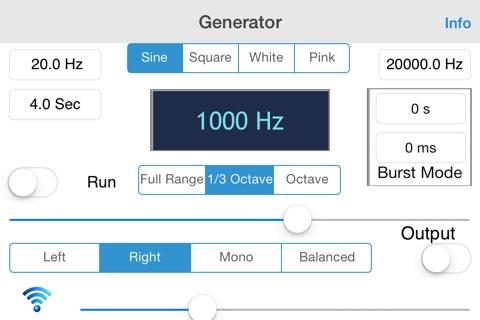 Generator screenshot 4