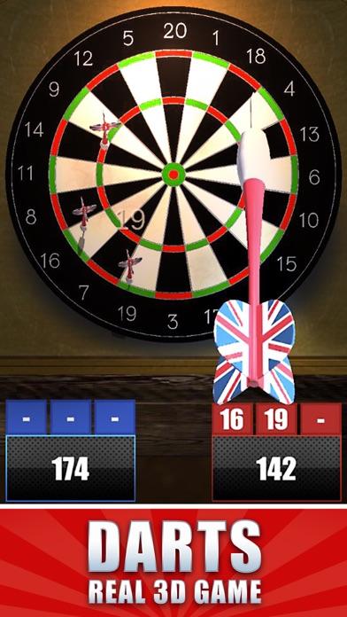 Screenshot von Dart Master 3D1