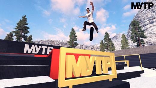 MyTP Skateboarding Screenshot