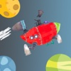 Planet Helicopter Fly