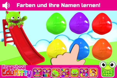 Toddler Learning Game-EduKitty screenshot 2